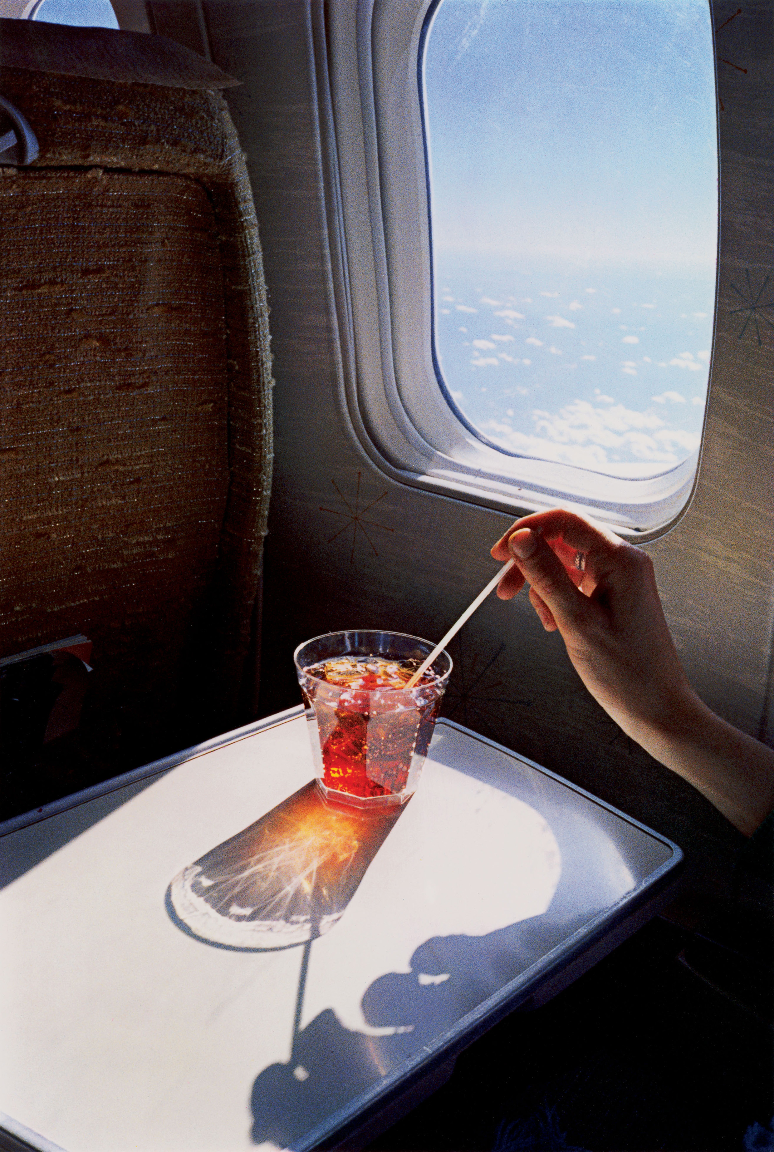 William Eggleston, En Route to New Orleans, 1971–1974, from the series Los Alamos, 1965–1974 © Eggleston Artistic Trust 2004 / Courtesy David Zwirner, New York/London